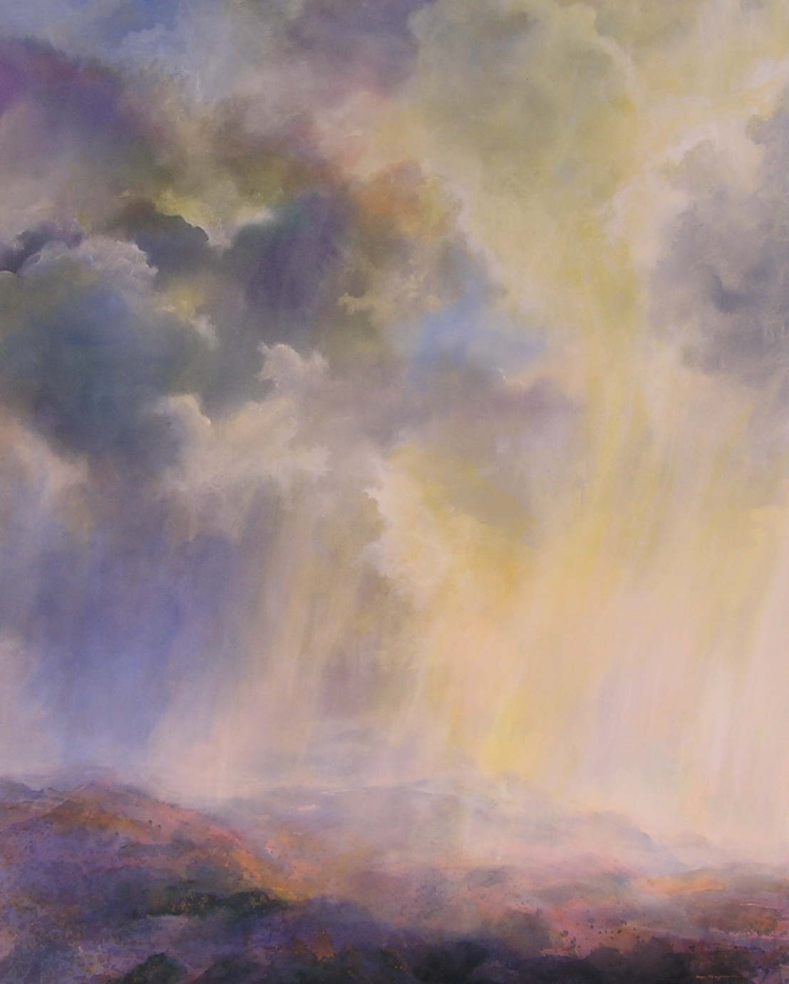 EARLY STORM, Macpherson