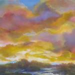 ALCHEMY, Macpherson, 26x30, acrylic on canvas